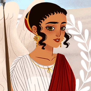 Ancient Greek Dress Up
