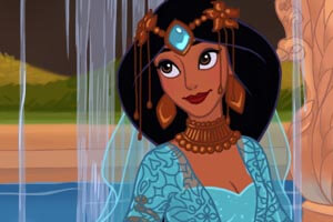 Disney's Princess Jasmine