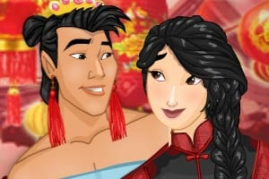 Shang and Mulan
