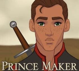 Handsome Disney prince