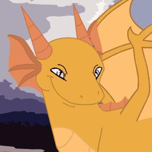 Dragon dress up game