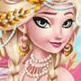 Elsa in pearls