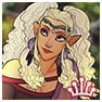 Fantasy elf fashion dress up game