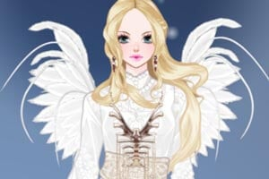 Fallen Angel [Dress Up Game]
