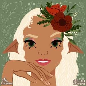 Beautiful Elven Princess