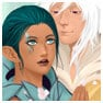 An elven couple