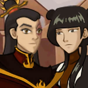 Prince Zuko Avatar Dress Up
