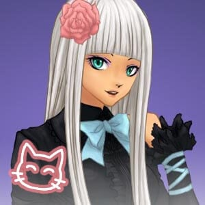 Gothic Lolita dress up game