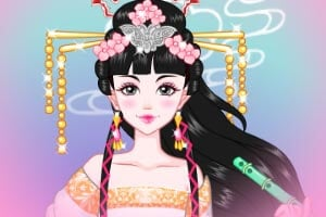 Hanfu Fairy Princess [Ancient Chinese Mythology]