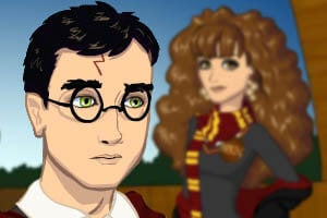 Hogwarts Students Harry Potter dress up