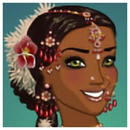 Sari design Indian fashion dress up game