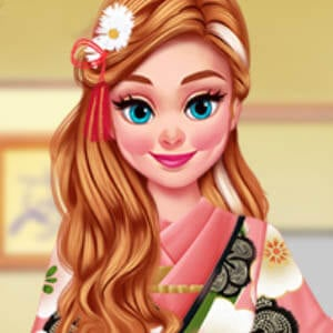 Princess Anna in Japan