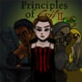 Principles of Evil Point and Click Adventure Game