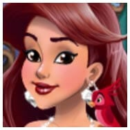 Beautiful Disney-styled Princess