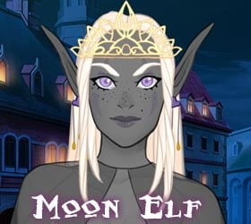 Dark Moon Elf
