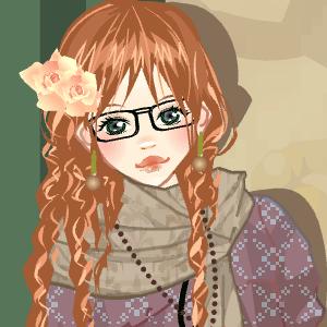 Mori Girl Japanese Fashion dress up game