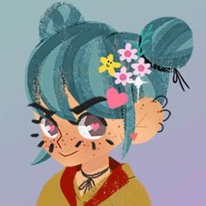 Cute Pastel Girl