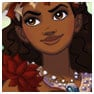 Moana the Polynesian Princess