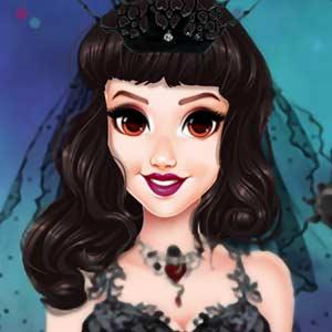 Belle as a vampire princess