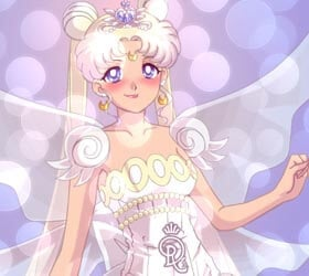 Sailor Senshi Maker 3 Dress Up Sailor Moon