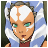 Ahsoka Tano dress up game