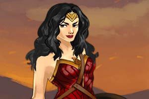 Diana Prince as Wonder Woman