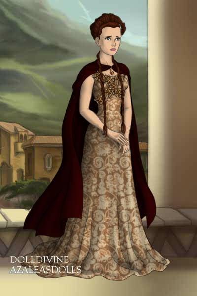 Sansas Wedding Dress By AbigailNZ111