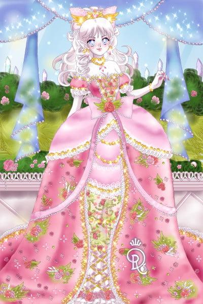 ~Princess Seretice Josephine Empirias~ ~ The beloved princess of the Moon Elves o