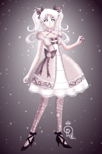 Lolita Girl ~ Wanted to put the lady from this doll in