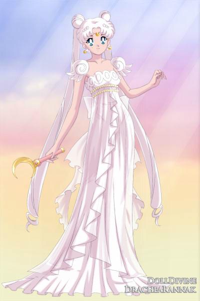 Princess Serenity By Eiskalterengel