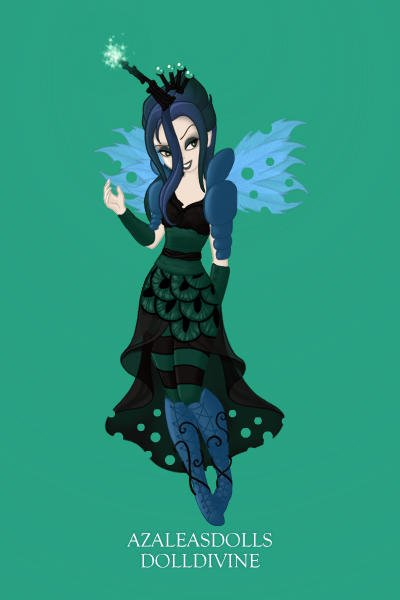 Queen Chrysalis v3 ~