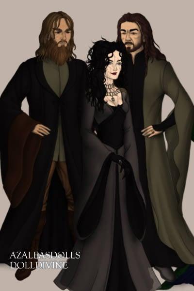 Images of Bellatrix And Rodolphus Lestrange - #rock-cafe
