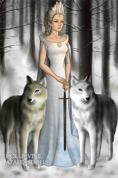 Jadis the White Witch ~