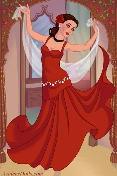 Flamenco Dancer ~