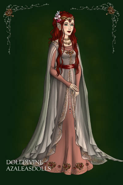 Rowena ~ For GlamorpuslyPink's contest. I found t