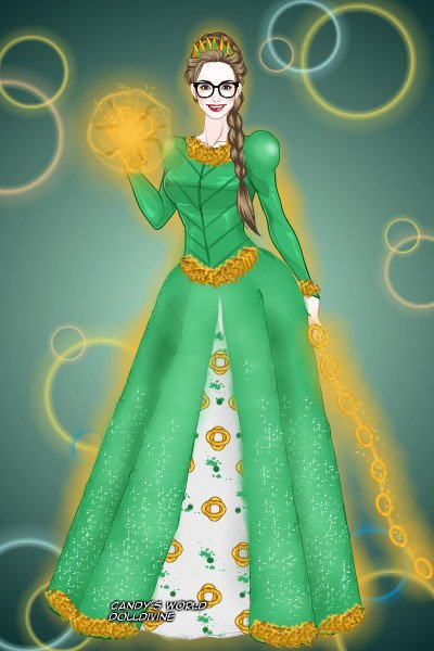 Princess Monica magic ~ Monica is the next one in the series. Sh