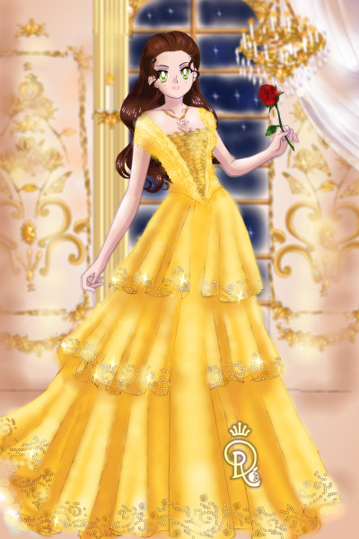 DDMCC-Irene McConnor: Cosplay- Belle ~ After dobuting between Katniss, Padmé,