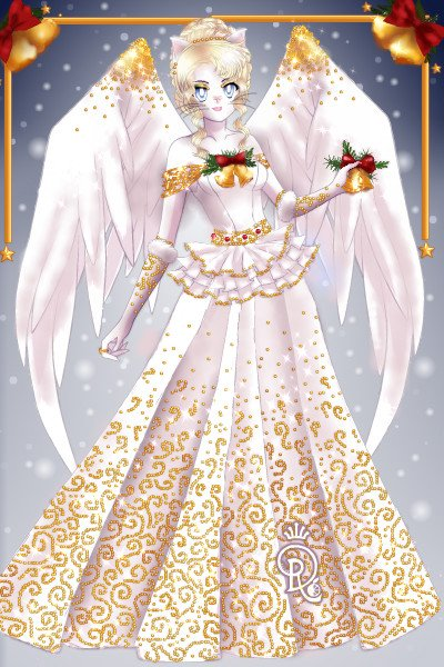 a christmas angel paulina purrika and heras sister and a - A Christmas Angel