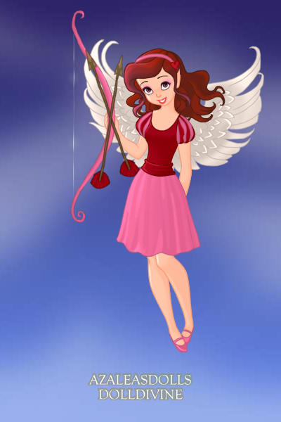 Girl cupid ~