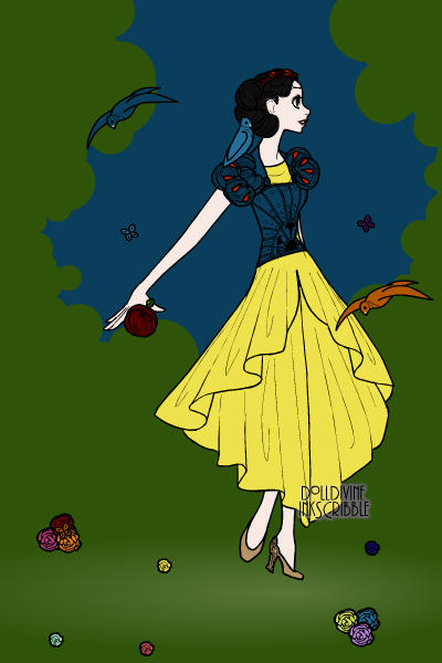 Snow White (Snow White and the Seven Dwa ~