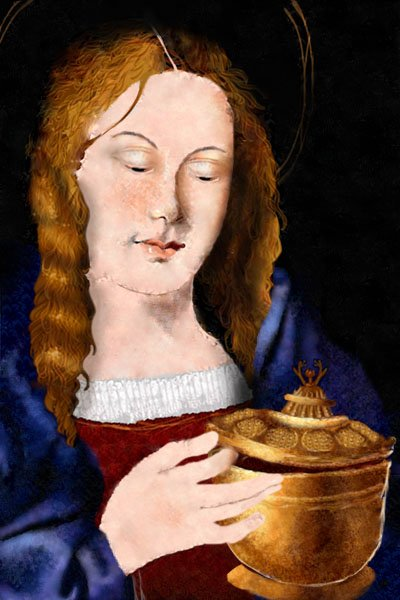 DDTC - Round 6 - The Six Wives of Henry  ~ I was assigned Catherine of Aragon, Henr
