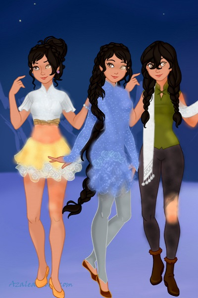 Exprimenting ~ A Kiara trying out outfits :D <br><br>#N