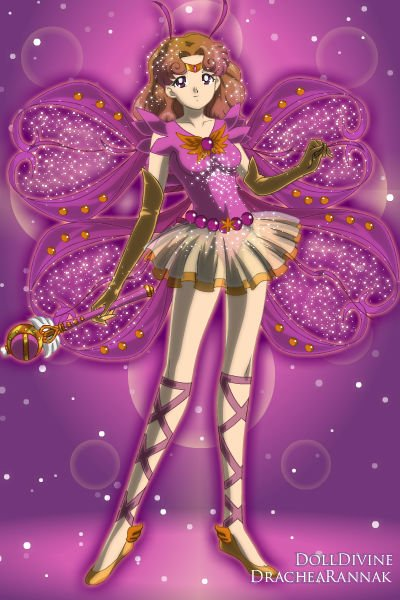 Sailor Faeya of the Flower Fairies ~