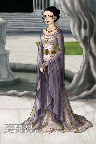 Elvish Wedding Dress By Igrain