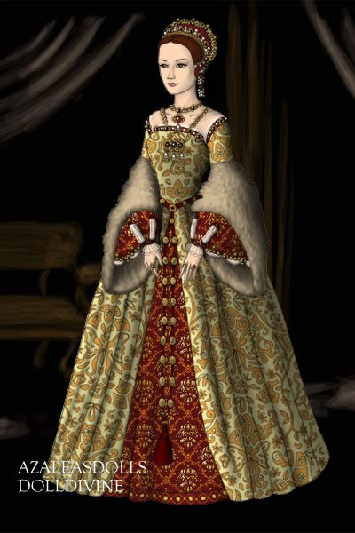 Portrait of Catherine Parr ~
