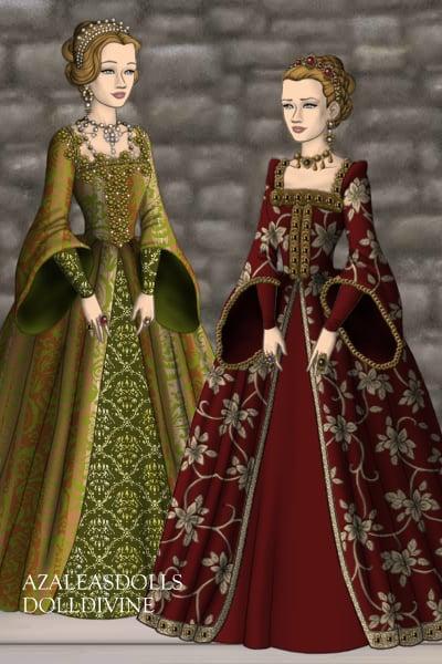 Reign Queen Leeza Of Spain By Badalice