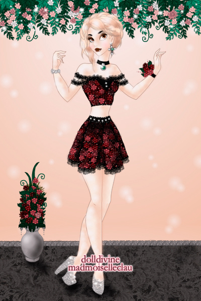 Doll Divine Prom Queen Lolitakitten ~ <p>Part of my series 'Doll Divine Prom Q