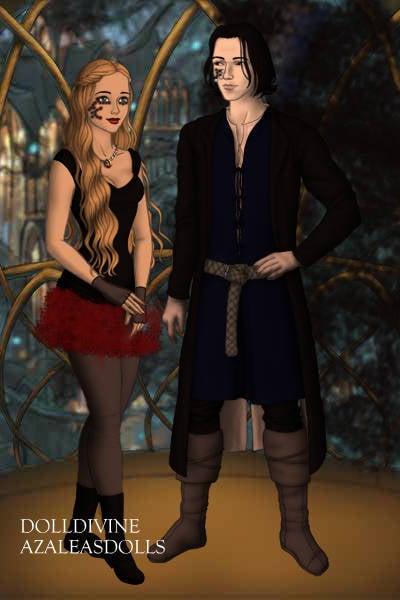 Alyssa And Morpheus