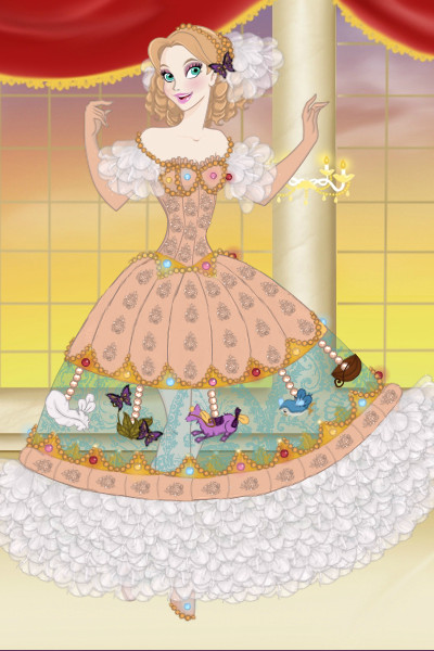 High Fashion Merry-Go-Round ~ My entry for Sanctuary's High Fashion De