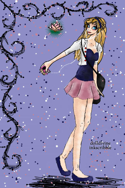Disney High - Eilonwy ~ #Disney #DisneyHigh